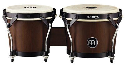 Meinl - HTB100WB-M Bongo Set -Brown