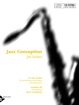 Advance Music - Jazz Conception 3 T-Sax