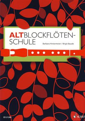Schott - Altblockflötenschule