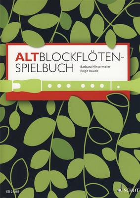 Schott - Altblockflöten-Spielbuch