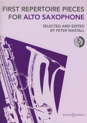 Boosey & Hawkes - First Repertoire Pieces A-Sax