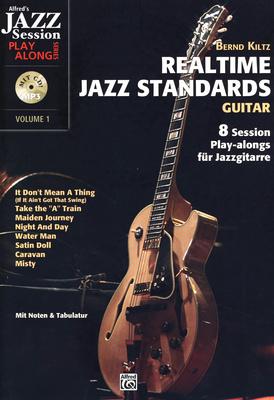 Alfred Music Publishing - Realtime Jazz Standards Git.