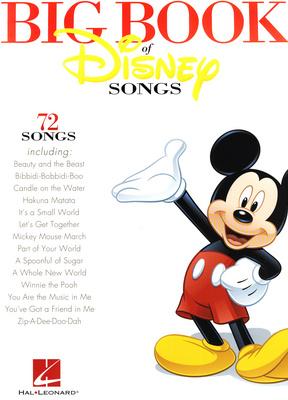 Hal Leonard - The Big Book Of Disney A-Sax