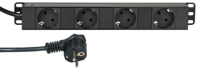 Adam Hall - 87470 Power Strip 4 Sockets