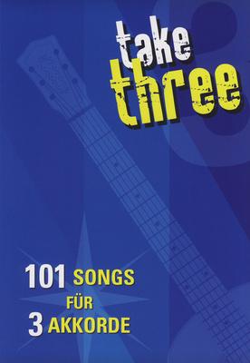 Bosworth - Take Three 101 Songs 3 Akkorde