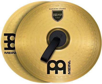 Meinl - 13' Brass Marching Cymbal