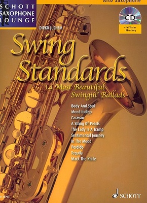 Schott - Swing Standards A-Sax