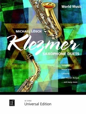 Universal Edition - Klezmer Saxophone Duets