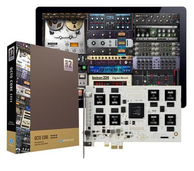 Universal Audio - UAD-2 Octo