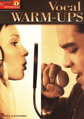 Hal Leonard - Vocal Warm-Ups