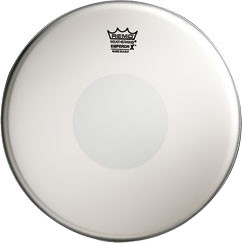 Remo - 10' Emperor X Coated Dot