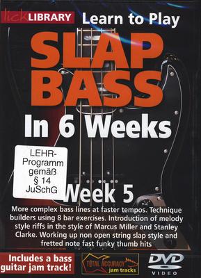 Roadrock International - Slap Bass In 6 Weeks - Week 5