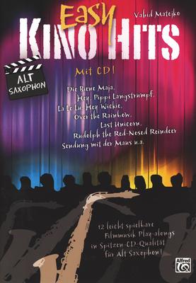 Alfred Music Publishing - Easy Kino Hits A-Sax