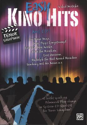 Alfred Music Publishing - Easy Kino Hits Tenor Sax