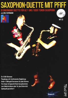 Tunesday Records - Saxophone-Duette mit Pfiff