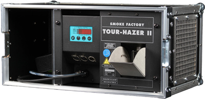 Smoke Factory - Tour Hazer II-SF Black