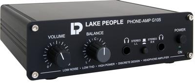 Lake People - G105 Headphone Amp