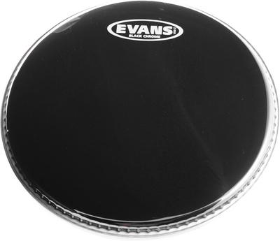 Evans - 14' Black Chrome Tom