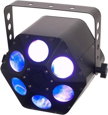 ADJ - Quad Phase HP 32-Watt Quad-LED