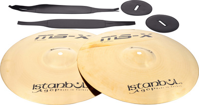 Istanbul Agop - Orchestral Band 14' MS-X