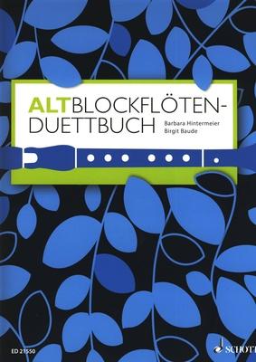 Schott - Altblockflöten-Duettbuch