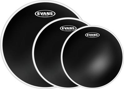 Evans - Black Chrome Set Fusion 2