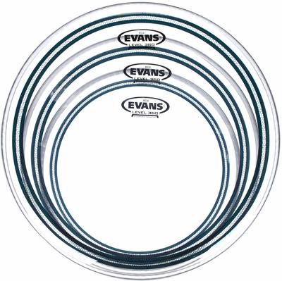Evans - EC2S Studio / Fusion Set Clear