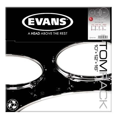 Evans - G1 Fusion 2 Set Clear