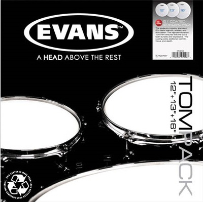 Evans - G1 Fusion 2 Set Coated