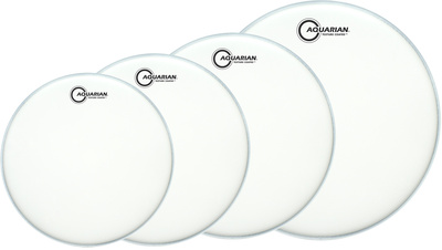 Aquarian - TC-B Drum Head Set Standard
