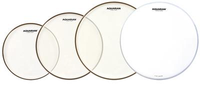 Aquarian - CC-A Drum Head Set Studio