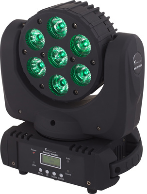 Stairville - MH-110 Wash LED Moving Head