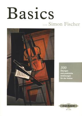 Edition Peters - Basics Violin