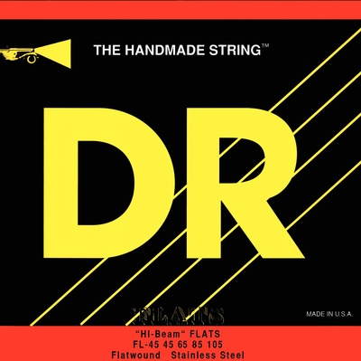 DR Strings - DR B HIFL FLB 45 Flatwound