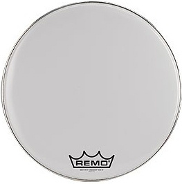 Remo - 16' Ambassador Smooth White