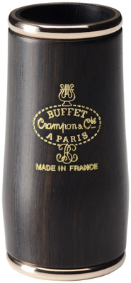 Buffet Crampon - ICON 64mm barrel gold