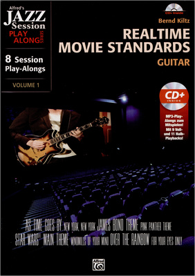 Alfred Music Publishing - Realtime Movie Guitar