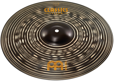Meinl - 19' Classics Custom Dark Crash