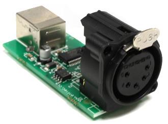 Enttec - USB Assembled Widget