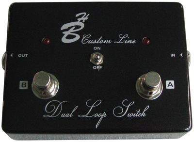 Harley Benton - Custom Line Dual Loop Switch