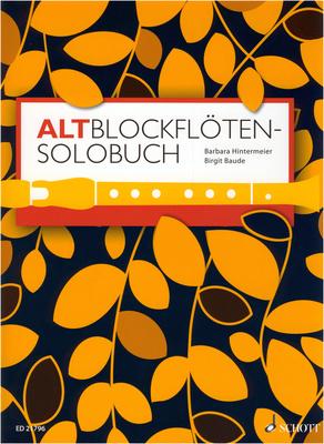 Schott - Altblockflöten-Solobuch