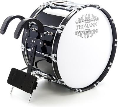Thomann - BD2614BL Marching Bass Drum