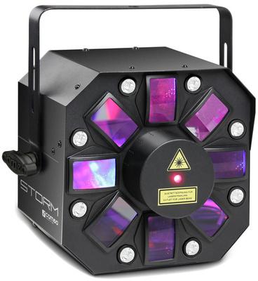 Cameo - Storm LED/Laser Effekt
