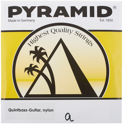 Pyramid - Quintbass Guitar Strings