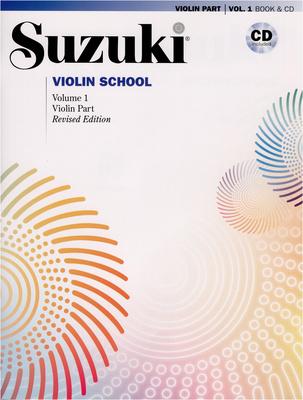 Alfred Music Publishing - Suzuki Violin School 1 + CD