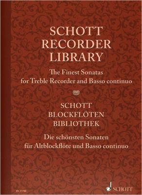 Schott - Recorder Library