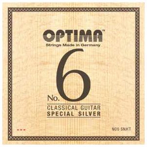 Optima - No.6 Silver Strings NylonHigh