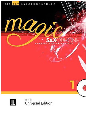 Universal Edition - Magic Saxophone 1 A-Sax