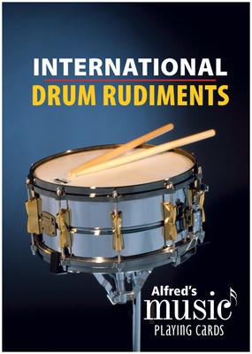 Alfred Music Publishing - International Drum Rudiments