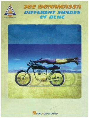 Hal Leonard - Joe Bonamassa Different Shades